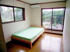 専有部の様子。(202号室)。眺望は最高。(2006-06-15,専有部,ROOM,1F)