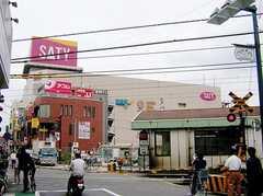 東武東上線東武練馬駅の様子。(2006-06-15,共用部,ENVIRONMENT,1F)