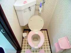 トイレ(2006-06-15,共用部,TOILET,1F)