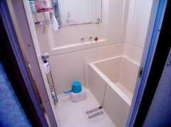 風呂の様子。(2006-06-15,共用部,BATH,1F)