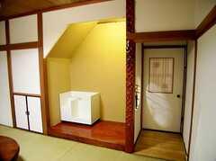専有部の様子2。(101号室)(2006-06-11,専有部,ROOM,1F)