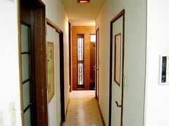 廊下の様子。(2006-06-15,共用部,OTHER,1F)