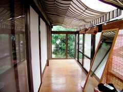 202号室専用のサンルーム2(2F)(2006-06-15,共用部,OTHER,2F)