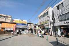 京成金町線・柴又駅前の様子。(2014-03-07,共用部,ENVIRONMENT,1F)