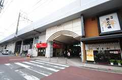 各線・綾瀬駅の様子。(2012-06-18,共用部,ENVIRONMENT,1F)