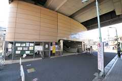 京成押上線・四ツ木駅の様子。(2013-09-19,共用部,ENVIRONMENT,1F)