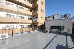 開放的な屋上。(2012-11-16,共用部,OTHER,3F)