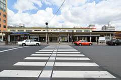 各線・新小岩駅の様子。(2017-05-18,共用部,ENVIRONMENT,1F)