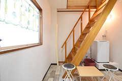 階段の様子。(2016-06-07,共用部,OTHER,2F)