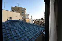 窓から見た外の景色。(301号室)(2013-12-25,専有部,ROOM,3F)