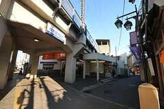 京成本線・堀切菖蒲園駅の様子。(2013-12-25,共用部,ENVIRONMENT,1F)