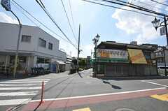 京成本線・お花茶屋駅前の様子。(2011-09-29,共用部,ENVIRONMENT,1F)