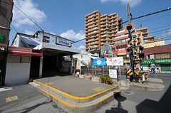 京成本線・お花茶屋駅の様子。(2011-09-29,共用部,ENVIRONMENT,1F)