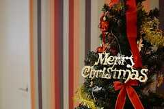 メリークリスマス。(2012-11-26,共用部,OTHER,2F)