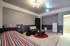 専有部の様子2。(102号室)※モデルルームです。(2012-11-26,専有部,ROOM,1F)