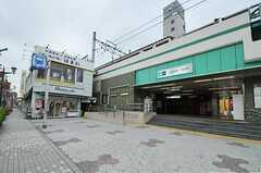 東京メトロ千代田線・北綾瀬駅の様子。(2012-11-26,共用部,ENVIRONMENT,1F)