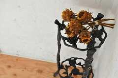 秋色のドライフラワー。(2012-10-01,共用部,OTHER,2F)