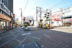 京成押上線・京成立石駅の様子。(2012-10-01,共用部,ENVIRONMENT,1F)