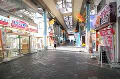 立石駅前商店街の様子。(2012-10-01,共用部,ENVIRONMENT,1F)