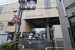 京成押上線・四ツ木駅の様子。(2014-05-21,共用部,ENVIRONMENT,1F)