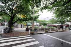 JR埼京線板橋駅の様子。(2010-06-09,共用部,ENVIRONMENT,1F)