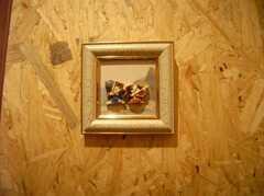 壁に掛けの装飾。(2007-12-12,共用部,OTHER,1F)