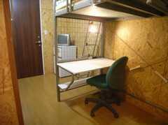 専有部の様子2。(204号室)(2007-12-12,専有部,ROOM,2F)