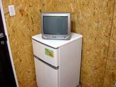 専有部の様子4。(204号室)(2007-12-12,専有部,ROOM,2F)