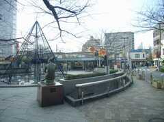 JR埼京線板橋駅の様子。(2007-12-12,共用部,ENVIRONMENT,1F)