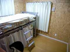 専有部の様子。(101号室)(2008-01-10,専有部,ROOM,1F)