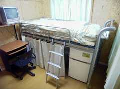 専有部の様子2。(101号室)(2008-01-10,専有部,ROOM,1F)