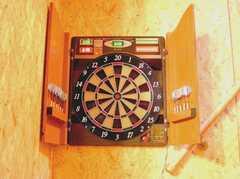ダーツゲームを導入してみました(2008-01-10,共用部,OTHER,1F)