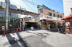 各線・駒込駅の様子。(2013-03-11,共用部,ENVIRONMENT,1F)