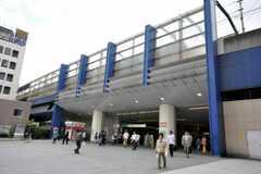 各線赤羽駅の様子。(2010-06-11,共用部,ENVIRONMENT,1F)