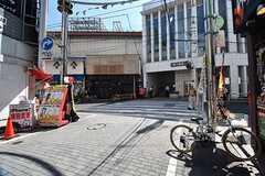 JR京浜東北線・東十条駅の様子。(2017-07-10,共用部,ENVIRONMENT,1F)