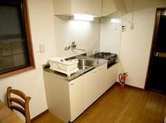 キッチン(2006-08-19,共用部,KITCHEN,1F)