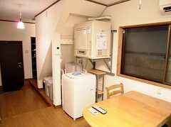 ランドリースペース(2006-08-19,共用部,LAUNDRY,1F)