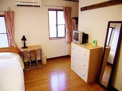 専有部の様子2。(204号室)(2006-08-19,専有部,ROOM,2F)