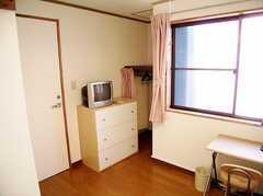 専有部の様子2。(202号室)(2006-08-19,専有部,ROOM,2F)