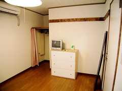 専有部の様子2。(203号室)(2006-08-19,専有部,ROOM,2F)