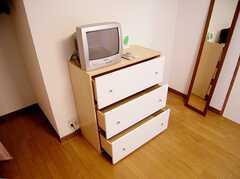 専有部の様子3。(203号室)(2006-08-19,専有部,ROOM,2F)