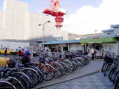 Jr田端駅の様子。(2006-08-19,共用部,ENVIRONMENT,1F)