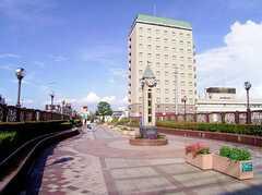 田端駅からシェアハウスへ向かう道の様子。(2006-08-19,共用部,ENVIRONMENT,1F)