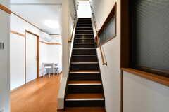 階段の様子。(2020-09-30,共用部,OTHER,3F)