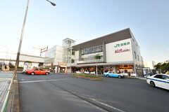 JR・田端駅の様子。(2020-09-30,共用部,ENVIRONMENT,1F)