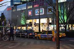 各線・赤羽駅周辺の様子。(2016-12-14,共用部,ENVIRONMENT,1F)