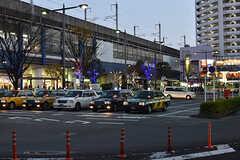 各線・赤羽駅の様子。(2016-12-14,共用部,ENVIRONMENT,1F)