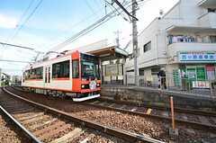東京メトロ南北線・西ケ原駅の様子。(2015-11-12,共用部,ENVIRONMENT,1F)