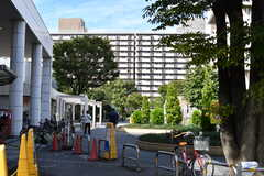 東京メトロ南北線・王子神谷駅前の様子。(2019-09-19,共用部,ENVIRONMENT,1F)