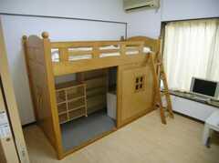 専有部の様子3。(203号室)(2008-01-08,専有部,ROOM,2F)
